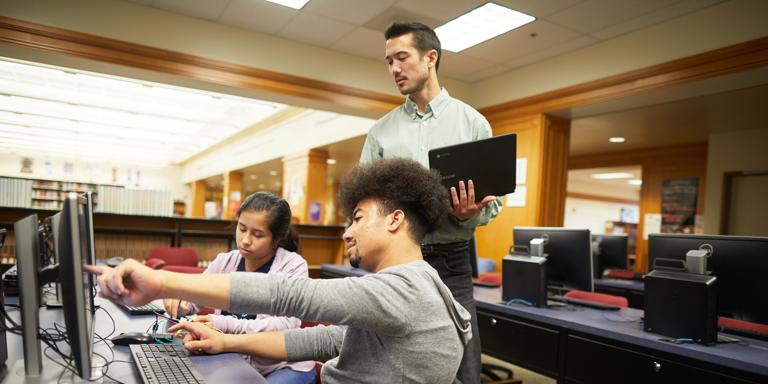 Why Take AP Computer Science Principles – AP Students